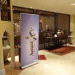 Michelin nous reçoit pour le petit déjeuner au Shangri-la Doha Hotel & Resort