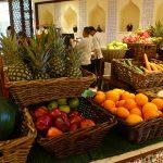 fruits frais à volonté