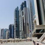 ambiance en centre ville de Doha (Qatar)
