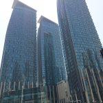 Shangri-La Hotel Doha, vue exterieure