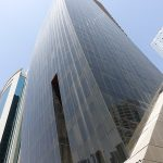 building en centre ville de Doha (Qatar)