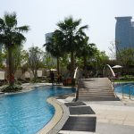 superb pool exterieure au Shangri-La Doha