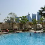 pool exterieure au Shangri-La Hotel Doha