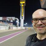 David Jazt - essai pneu moto Michelin Power RS à Losail au Qatar