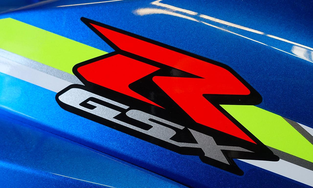 logo Suzuki GSXR