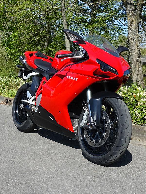 Ducati Sportive 848