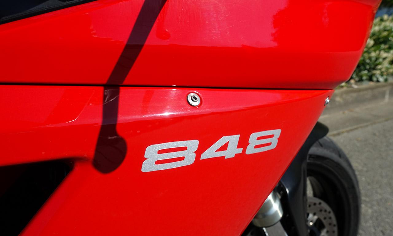 848 Ducati