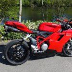 Italienne Ducati 848