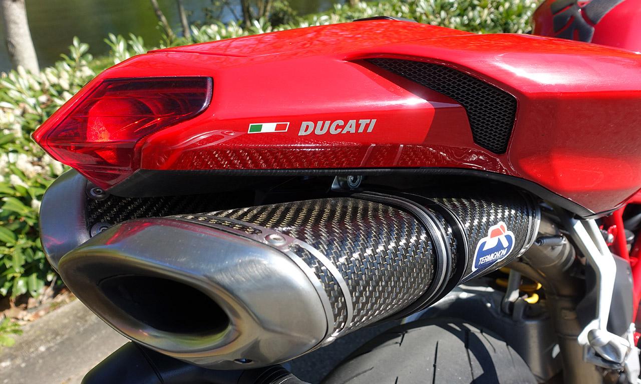 Echappement Termignoni Ducati 848