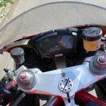 Tableau de bord Ducati 848
