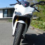 feu avant Super Sport Ducati