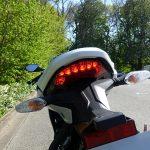feu arrière du Super Sport Ducati