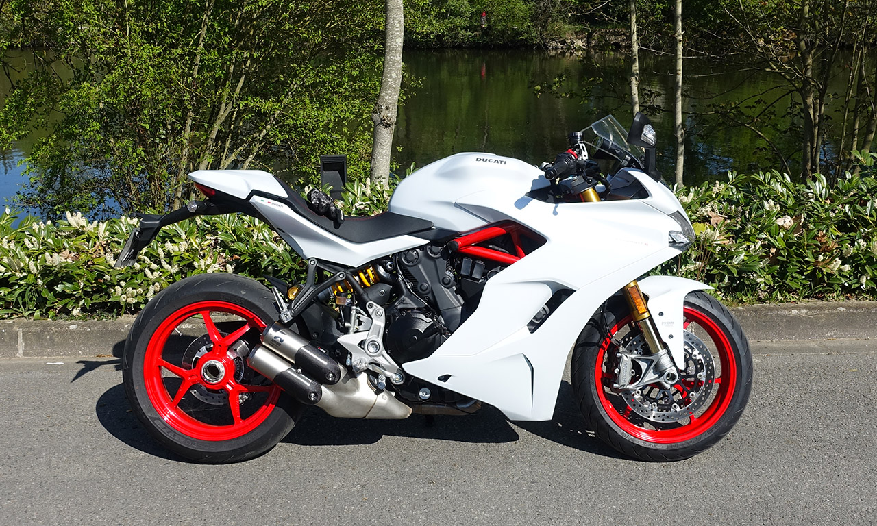 Ducati SS : prononcez Super Sport