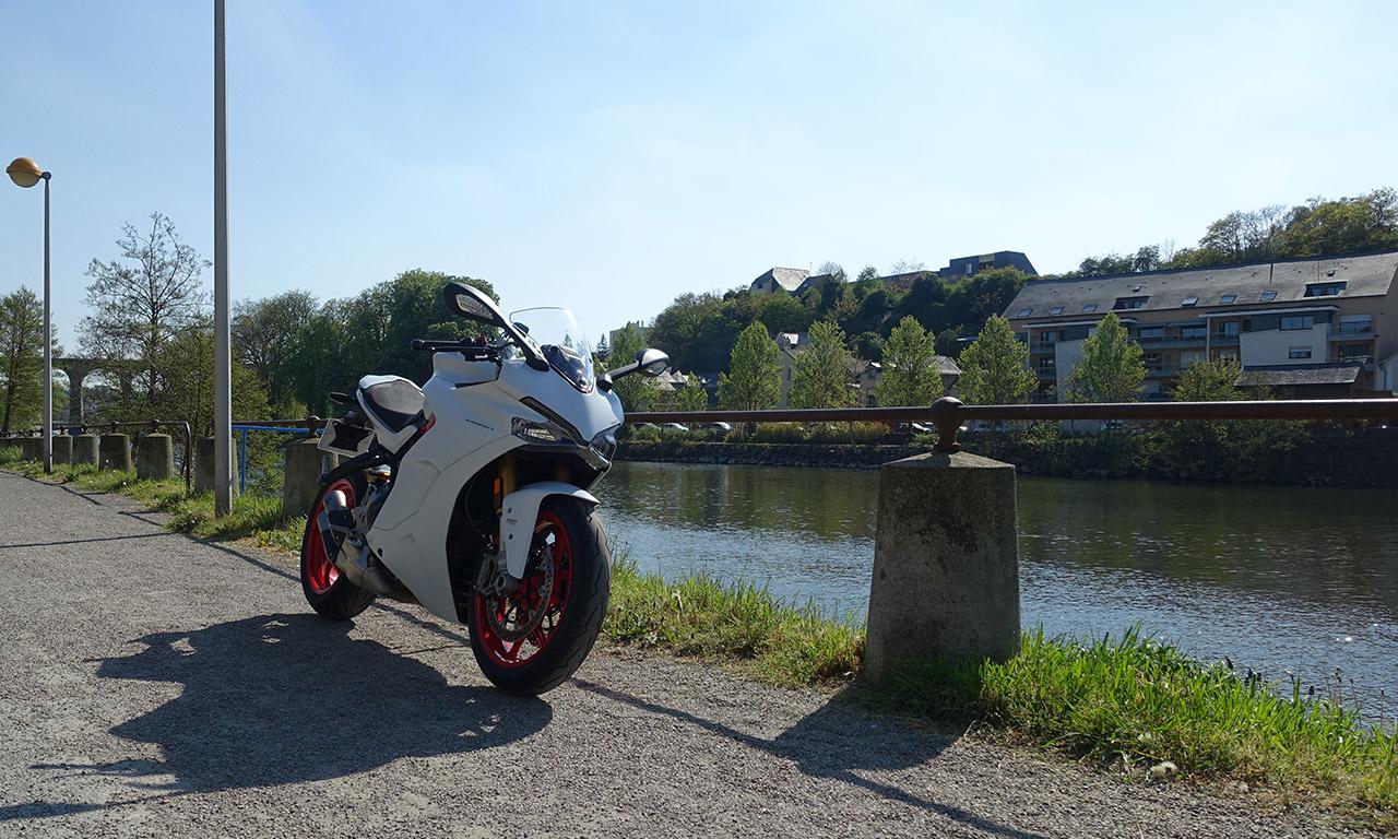 moto Ducati à Laval : Supersport