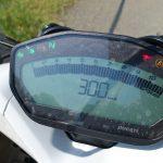 tableau de bord Supersport Ducati (vue 2)