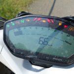 tableau de bord complet du Super Sport S Ducati