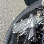 Brembo sur le Ducati Monster 797