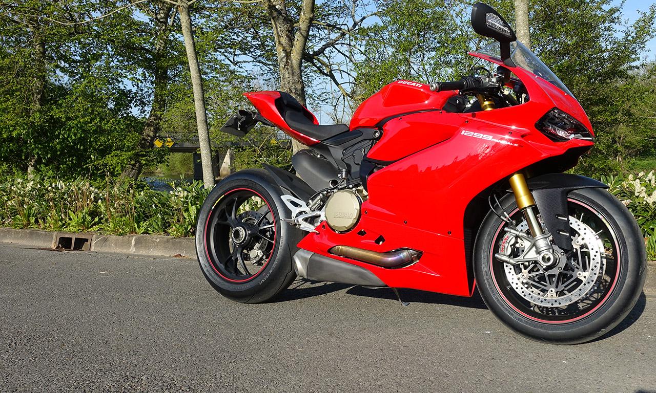 Moto Hyper sport Ducati : Panigale 1299 S