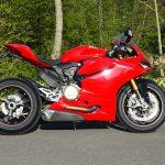 Moto Ducati Panigale 1299 S