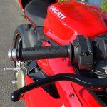 Ducati 1299 S Panigale : le choix de David Jazt