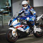 BMC sur le circuit de Losail au Qatar pour l'évènement Michelin