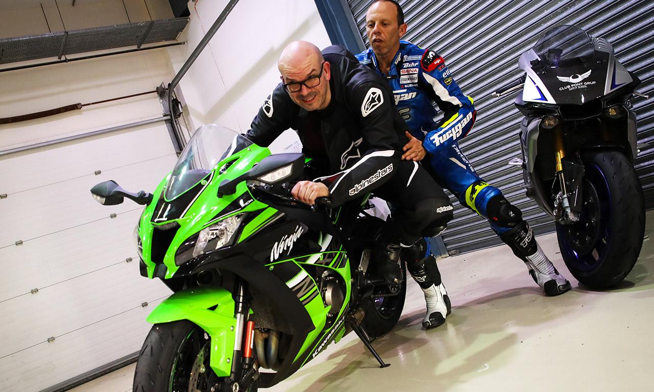 Jean François CORTINOVIS - BMC moto