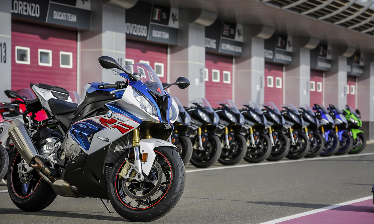 Michelin Power RS pour le S1000RR