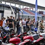 Honda, Yamaha, Ducati, Kawasaki, Aprilia, BMW... du choix en veux tu en voilà !