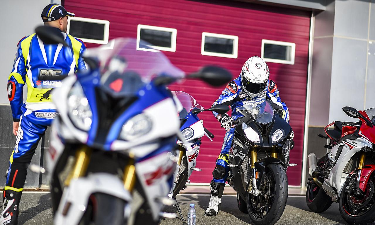 choisir sa moto pour les essais pneu Michelin power RS