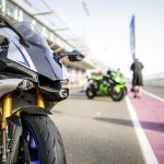 Yamaha R1M et la Kawasaki ZX10R