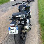 Moto BMW A2 : G310R