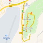 balade à pied le 20 mai autour du circuit du Mans