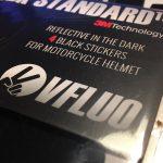 VFluo : sticker avec 3MTechnology