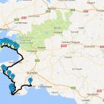 Roadbook Tour de Bretagne 2017