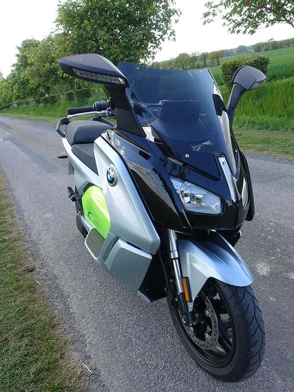 Scooter électrique BMW