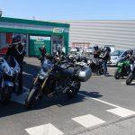 Balade moto entre motards