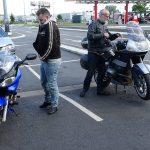 Camille & Jef : motards Rennais