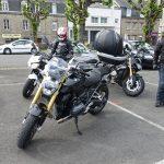 Départ pour Rennes
