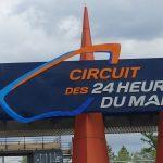 Entrée principale du circuit des 24h du Mans