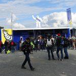 Stand Michelin au Mans