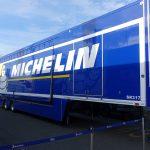 Camion Michelin au MotoGP