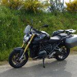 Moto BMW R1200R de David Jazt