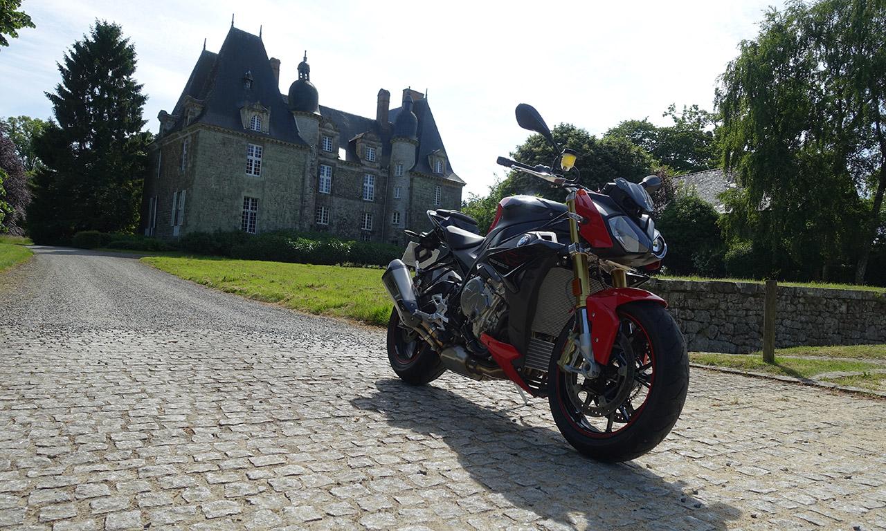 S1000R : le nouveau jouet chez BMW
