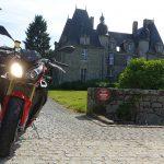 moto S1000R à Rennes