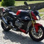 Moto BMW S1000R