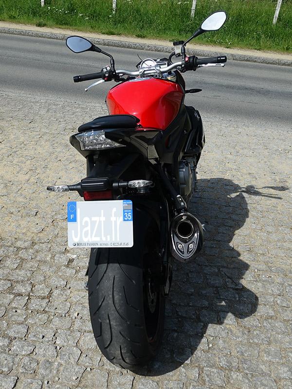 S 1000 R, un roadster allemand à la sauce Japonaise