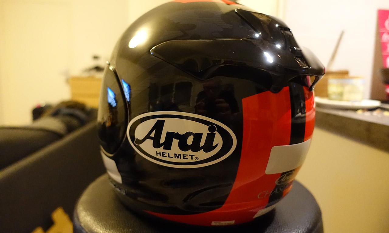 casque de moto Arai