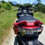maxi scooter Kymco