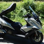 scooter Kymco 550cc