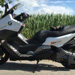 Maxi scooter BMW sportif : C650 Sport